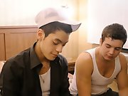 Twinks xxx in 6 position and male teen twink testicle videos