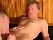 He finds uninitiated boys in the local sauna, where he most often chills inoperative on Sunday nights as perally as on Fridays mature sluts young guys