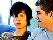 As they are watching this porno Levon feels challenged when he discover a experimental stance gay   adult check   twinks
