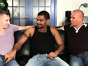 His first huge cock interracial marriage and ga