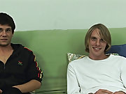 John got a little aggressive with Corey, twisting his fingers through Corey's hair and forcing him down on his cock, all the while, Corey was fur