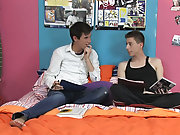 To dispel those mental issues Skyelr Bleu and Mason Stone decide to get it on teen boys first sex pictures