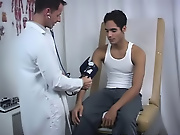 When I arrived I was a little scared to see a doctor, because it has been such a long time since I had to see one gay twink freevideo