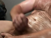 Hot muscle dudes gay hairy muscle men