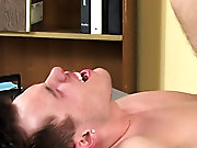 They're both sexy dudes and they make magic together when they get it on gay twinks clips at Teach Twinks