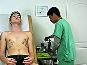 Ashton didn't get that hard but he was enjoying the torment that the doc was doing to his ass, going deeper and the buzzing of the gewgaw increas