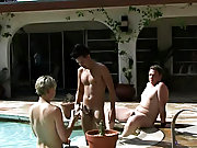 Pretty soon this pool party was a full on gay college sex party with thick dicks aplenty yahoo group gay bukkake