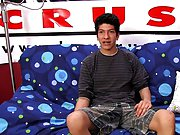 Jack Presley showed up more than ready for this interview and solo twinks gay porn at Boy Crush!