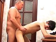 His big older lover appreciated that free hunk gay sex movies