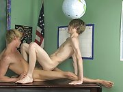 This scene begins with a private biology lesson on the different parts of the mouth gay twink jocks at Teach Twinks