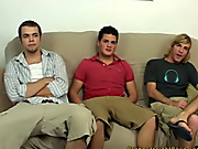 Everyone stripped and took a seat on the settle touching themselves first gay porno