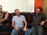 Sam and Johnny have become entrepreneurs by starting their own web cam site first time gay videos