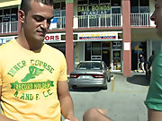 In this weeks out in public were out in HIALEAH gay outdoors sex vids