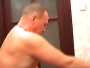 He entered the room and they started sucking face which soon developed into sucking cocks gay hunk oral