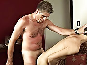 The twink was working hard on the cock while his ally reached to go to his close-fitting spicy ass which soon got packed with dick which led the hunk