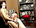 Their balls slapped against each other as he fucked him from behind, and then the old stud rode his fuck stick up and do