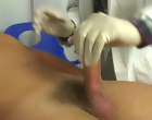 After some time, the doctor took his gloves off and used his bare hands hardcore gay twink sex