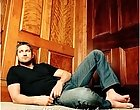 Gerard Butler posing