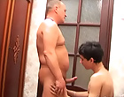 He entered the room and they started sucking appearance which any minute now developed into sucking cocks gay male hunk
