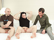 "Enter Taig the ""travel agent"" gay men hunks"