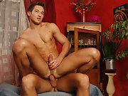 Naughty Nicolas is one tricked out twink...with an ass as tight as his body is shrunken nude asian male hunks