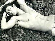 Eugen Bauder posing