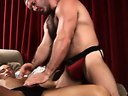 Hot muscle dudes free gay bear muscle vide