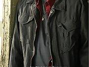 Jensen Ackles posing