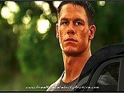 Hot John Cena posing