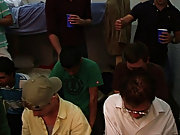 So this week we received a crazy video from a southern college asian gay group sex
